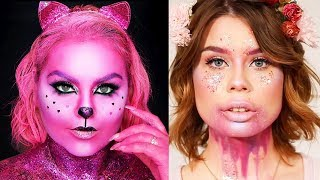✨HALLOWEEN COSTUME IDEAS COLLECTION #2 | Best Makeup Tutorials 2018 | Woah Beauty