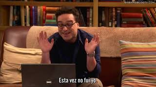 [The Big Bang Theory 11x04] Sneak Peek #2 'The Explosion Implosion' Subs