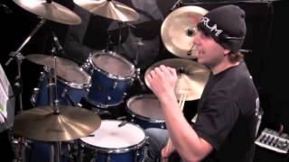 Mike Portnoy And Butch Vig Drum Lesson