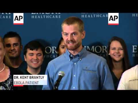 After nearly three weeks of treatment, the two American aid workers who were infected with the deadl