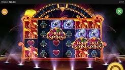 CIRQUE DE LA FORTUNE!! MEGA WIN!! Online slot game