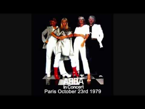ABBA LIVE Paris 1979 23 Dancing Queen