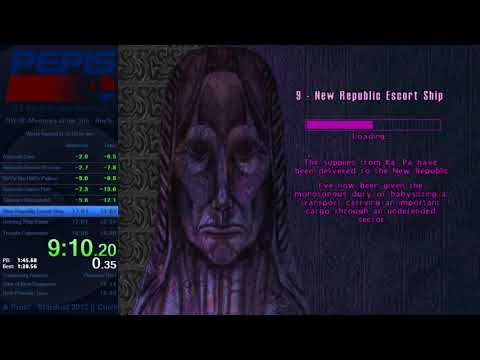 Star Wars Jedi Knight: Mysteries of the Sith Any% Speedrun in 15:55  