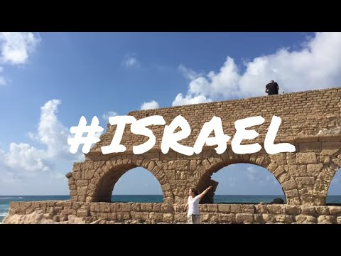 HOLY LAND - TOP SIGHTS ON THE ISRAEL COAST - VLOG