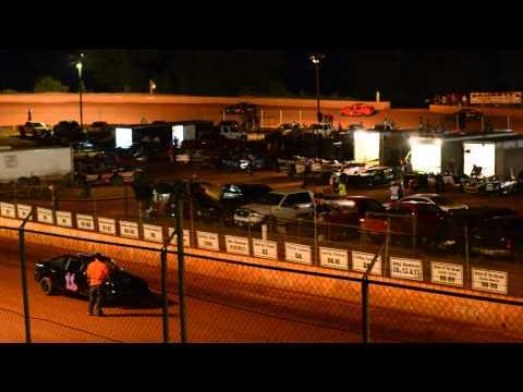 laurens speedway fwd race 7/26/14