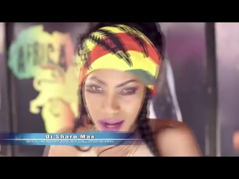 Mega dancehall megamixx 2016 Dj Sharp max sky dj'z New Ugandan Music 2016 HD