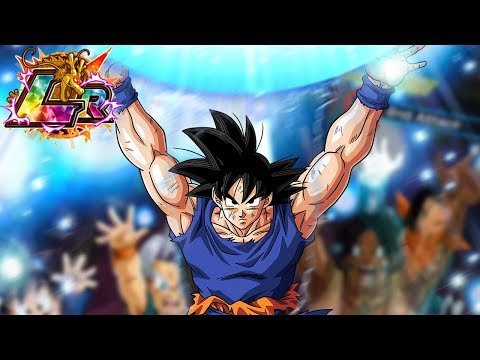 OH SNAP! 1000 DAY LR SPIRIT BOMB GOKU SHOWCASE! Dragon Ball Z Dokkan Battle
