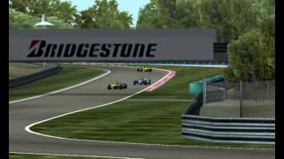 Hungarian Grand Prix 2001 Hungaroring Hungary full Race Formula 1 Season Mod F1 Challenge 99 02 game year F1C 2 GP 4 3 World Championship 2013 2014 2015 201626 17 06 3 3
