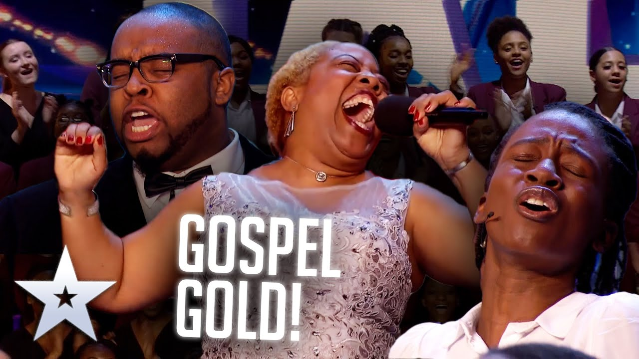 Greatest GOSPEL Choirs! | Britain's Got Talent