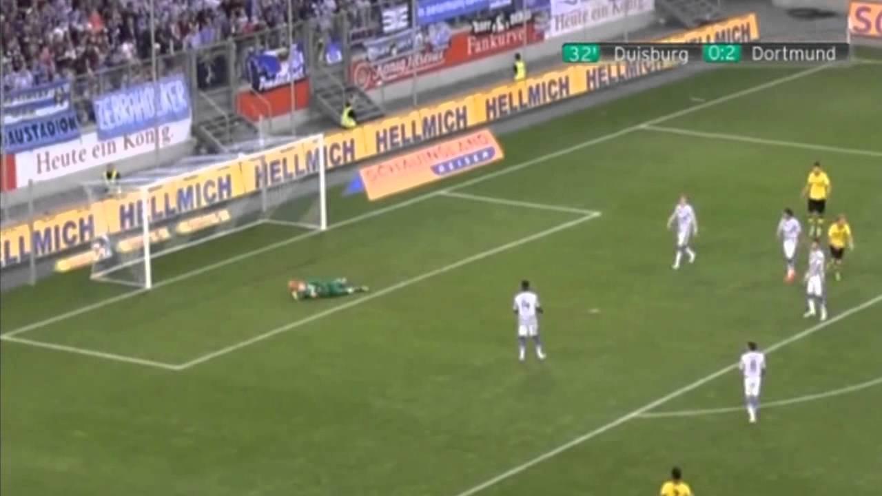 Msv Duisburg Vs Borussia Dortmund Ii 3 Liga 7 Spieltag