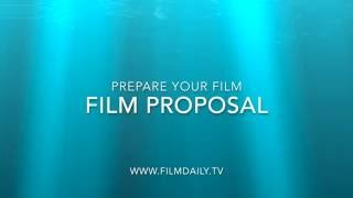 How to Write a Film Proposal