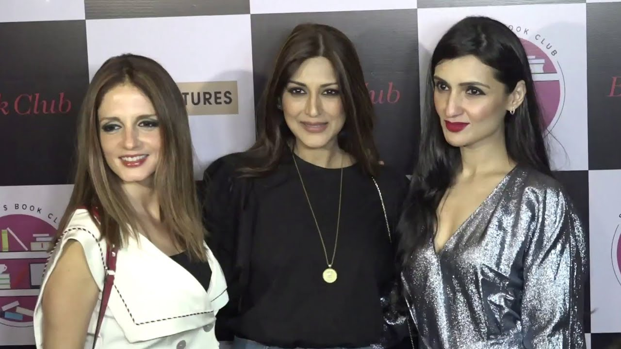Hollywood Film Book Club Special Premier | Sonali Bendre, Sussanne Khan, Twinkle Khanna