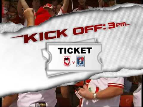 15sec Dragons Game day Television advert