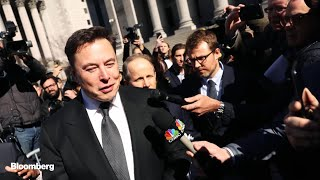 Elon Musk Tops Bloomberg Pay Index
