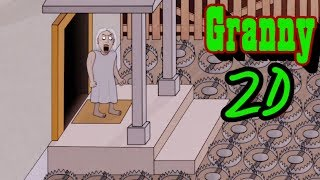 Granny 2D Full Gameplay