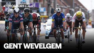 Gent-Wevelgem 2021 - Highlights Men's Elite 2021 | Cycling | Eurosport