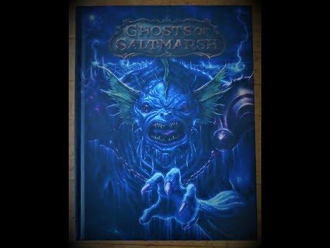 Ghosts of Saltmarsh Flip Through