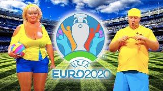 Как проходит чемпионат Европы по футболу 2021? | Dizel UEFA EURO 2021