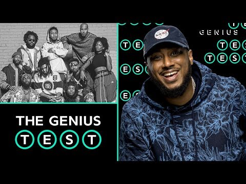 Dreamville President Ibrahim Hamad Takes The Dreamville Quiz   The Genius  Test