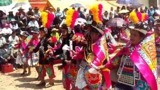 Chonguinada Barrio Chaupimarca santa Rosa de Ocopa 2015