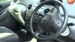 Test draiv Toyota Vitz lovi tv