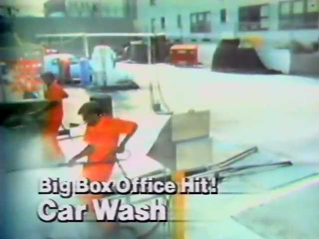 NBC promo Car Wash 1978