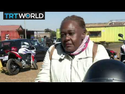 South Africa Female Bikers: Growing biker culture draws South African women