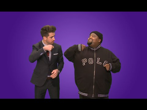 LunchMoney Lewis Shows How to Do the Bills Dance  | Money Making Interview