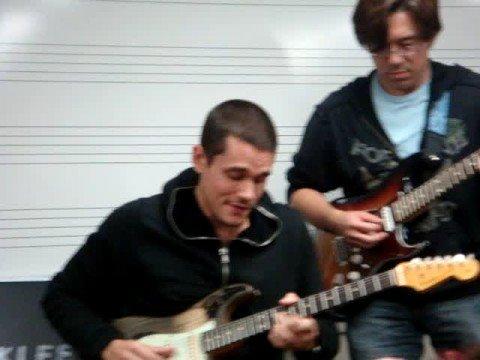John Mayer at Berklee