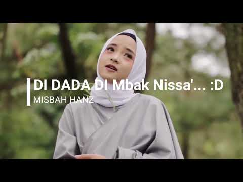 (10 Jam) DI DADA DI 10 Jam 23 Menit 45 Detik (12345) Intro Ya Maulana Mbak Nissa'