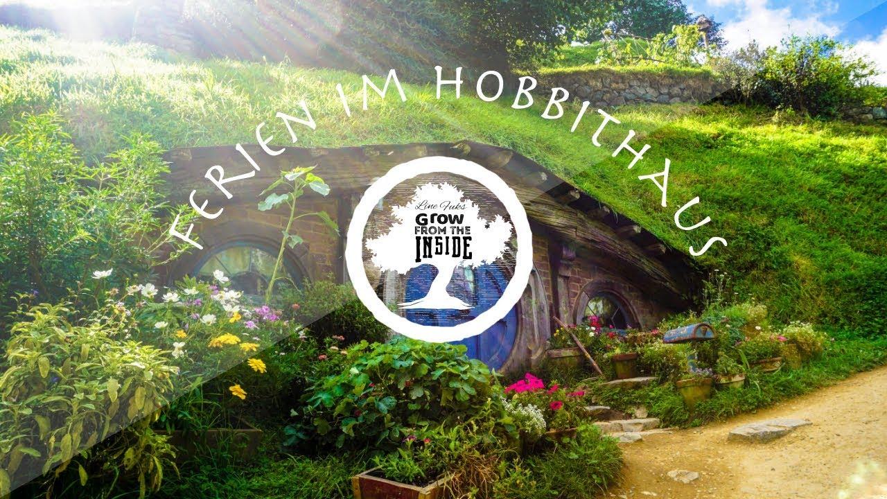 Hobbit Haus Bauen ferien im hobbithaus