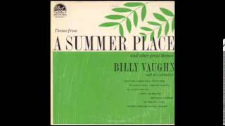 Full LP/Album - Easy Listening | Billy Vaughn - Theme From A Summer Place (Vinyl)