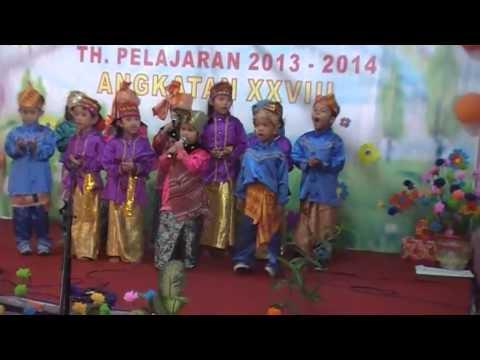 Perpisahan TK Darul Hikmah 2014