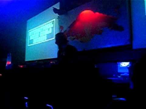 DJ Hell @ Washroom Dresden 2006 Part1