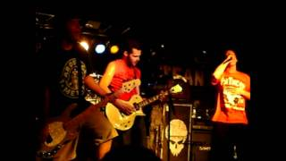 Close Your Eyes - The Body (Scream the Prayer 2011 @ San Antonio)