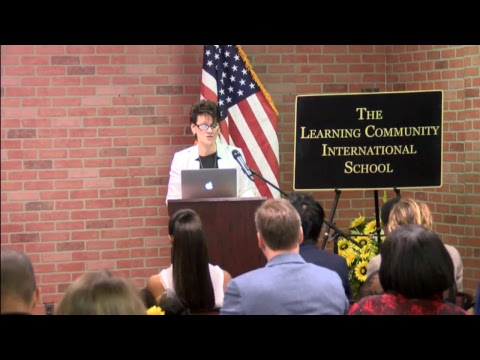 The Learning Community International - High School Graduation Ceremony