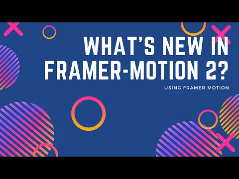 🧙‍♂️Magic In Framer Motion 2 (new AnimateSharedLayout)