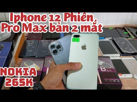 Download Iphone 12 Pro Max Phiên Bản 2 Mắt Giá 4triệu100k - Samsung S9 - Iphone 6Plus 64G - Di Động Thành Phú