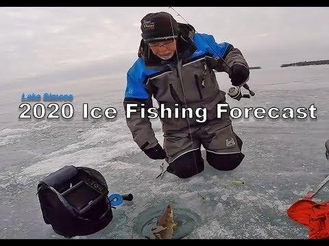 2020 Ice Fishing Forecast