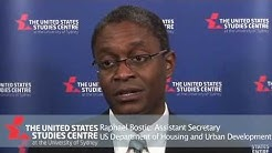Raphael Bostic on affordable housing