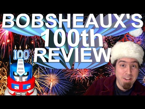 Bobsheaux's 100th Review