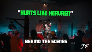 "Behind the Scenes - Tanner Howe - ""Hurts Like Heaven"" MV 