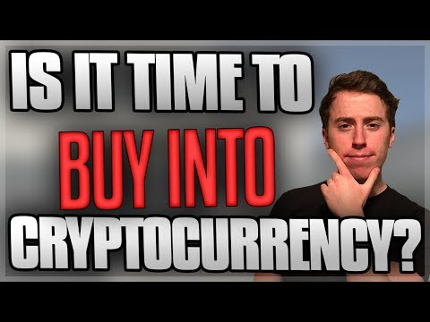 WHY BITCOIN CRASHED AND IS IT TIME TO BUY IN??