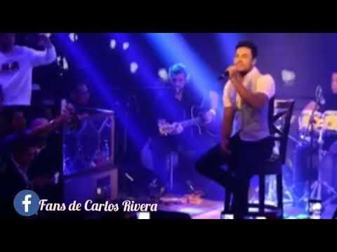 Me Muero- Carlos Rivera en vivo