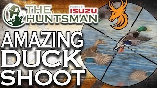 AMAZING Duck Shooting in Rural Staffordshire