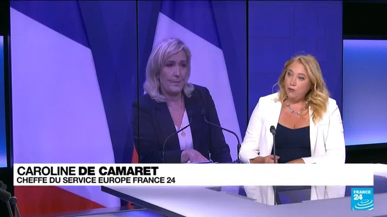 Download Marine Le Pen en Hongrie pour rencontrer le Premier ministre conservateur • FRANCE 24