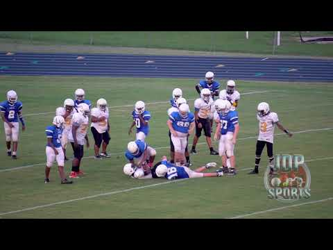 East Feliciana Middle vs West Feliciana Middle School 2018