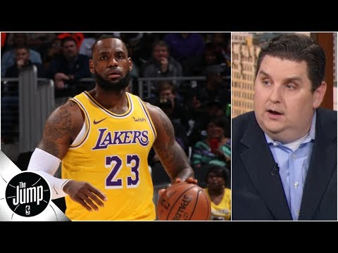 LeBron is completely out of his normal routine - Brian Windhorst  | The Jump Mp3
