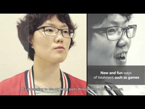 Stroke rehabilitation using the Kinect