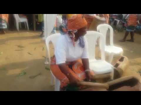Talented women of Lebialem Cameroon.